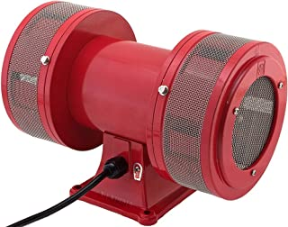 Vixen Horns Loud Industrial Electric Motor Driven Alarm/Siren (Air Raid) 120V VXS-1450AR