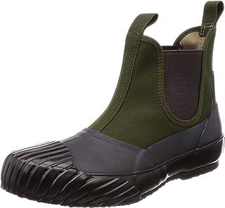 [ムーンスター ファインバルカナイズ] 全天候型ブーツ 国産 バルカナイズ製法 ALW SIDEGOA