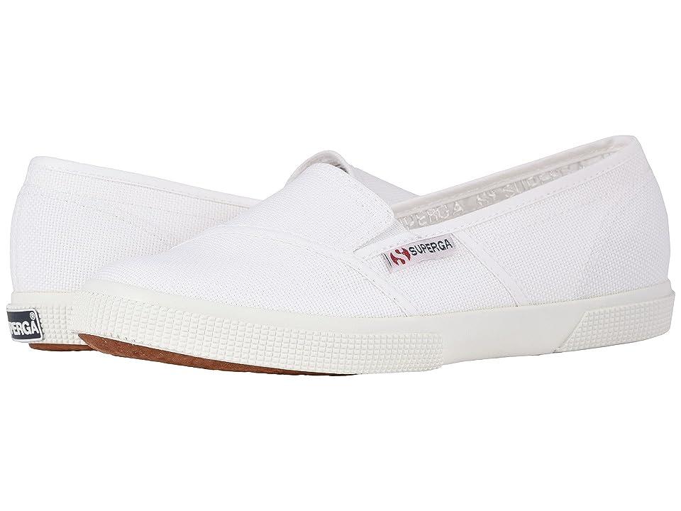 Superga 2210 COTW Slip-On Sneaker (White) Women
