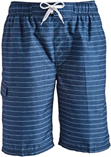 Kanu Surf Men's Echelon Swim Trunks (Regular & Extended...