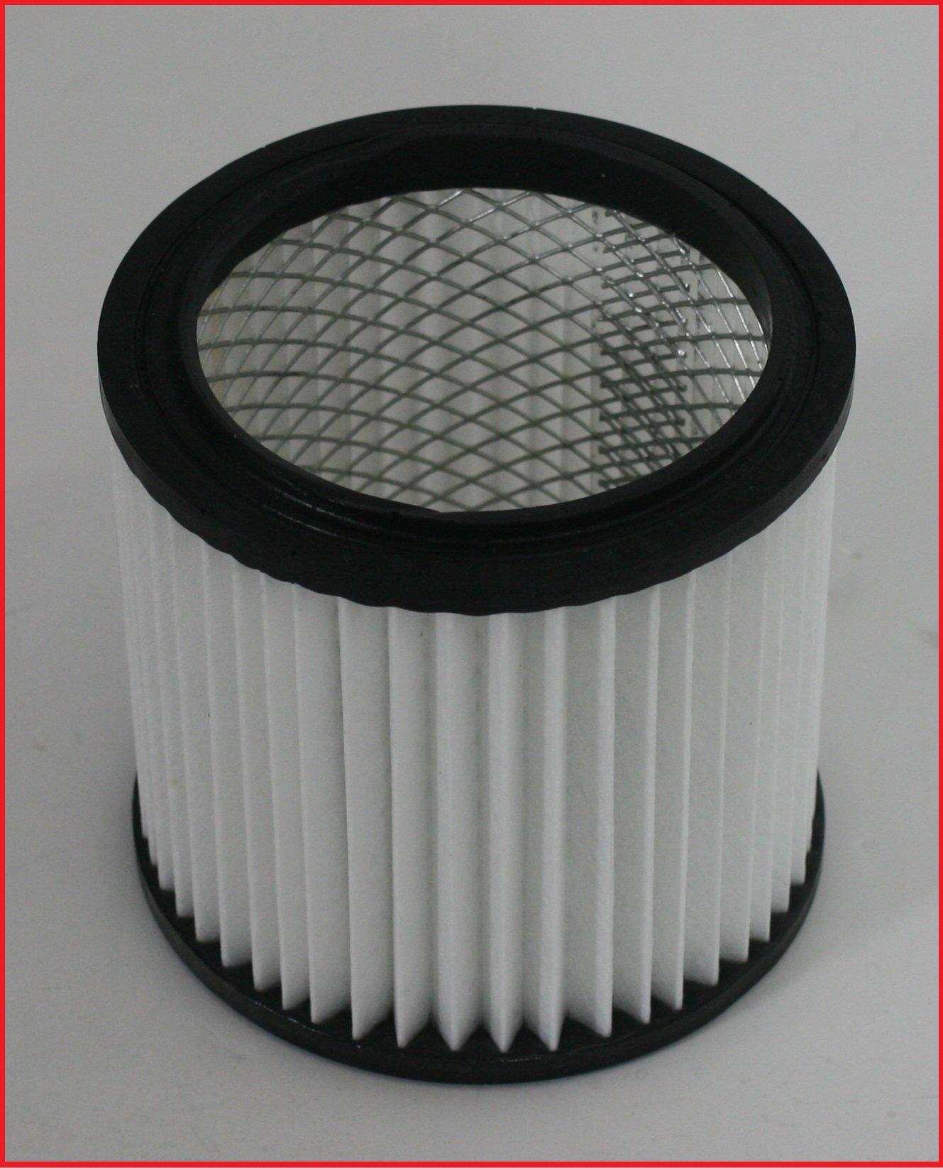 Parkside LIDL PAS 500 A1 IAN 53462 - Filtro para aspirador de cenizas (con pliegues): Amazon.es: Hogar