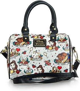 4cc27d4b71 Loungefly La Belle et la Bête Belle et caractères sac sac à main Tatouage