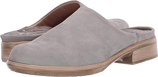 Light Gray Nubuck
