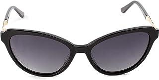 نظارة طبية شمسية نسائية من المعدن رقم الموديل 6138c1 اللون ذهبي*اسود