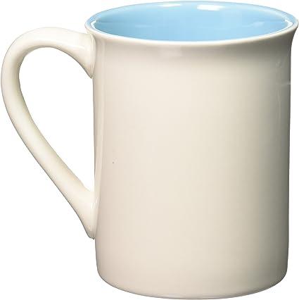 White   stoneware Appletree BV 400 ml I Love my dad Mug