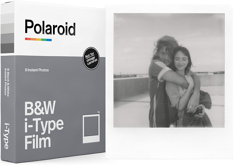 Polaroid I-Type Film Variety Pack - I-Type Color Film, B&W Film, Black Frame Film (32 Photos) (6182)