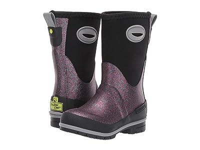 Western Chief Kids Glitter Glam Neoprene Boot (Toddler/Little Kid/Big Kid) (Multi) Girls Shoes