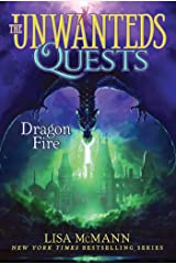Dragon Fire (The Unwanteds Quests Book 5) (English Edition) eBook Kindle