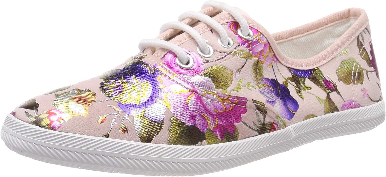 Tamaris Women's's 1-1-23609-22 584 Low-Top Sneakers