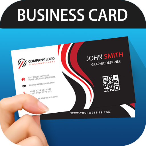 Business Card Maker and Visiting Card Desig