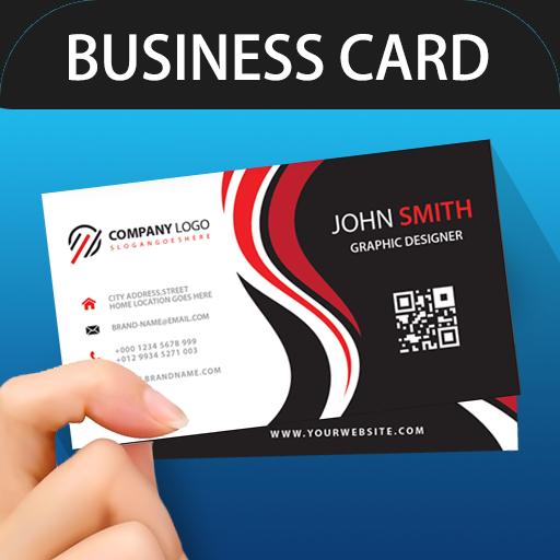 Business Card Maker and Visiting Card Desig