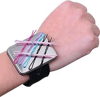 bobby pin bracelet