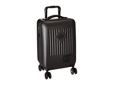 Herschel Supply Co. Trade Carry-On (Black) Luggage