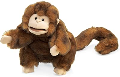 Best monkey puppets for kids