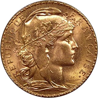 gold 20 franc napoleon coin