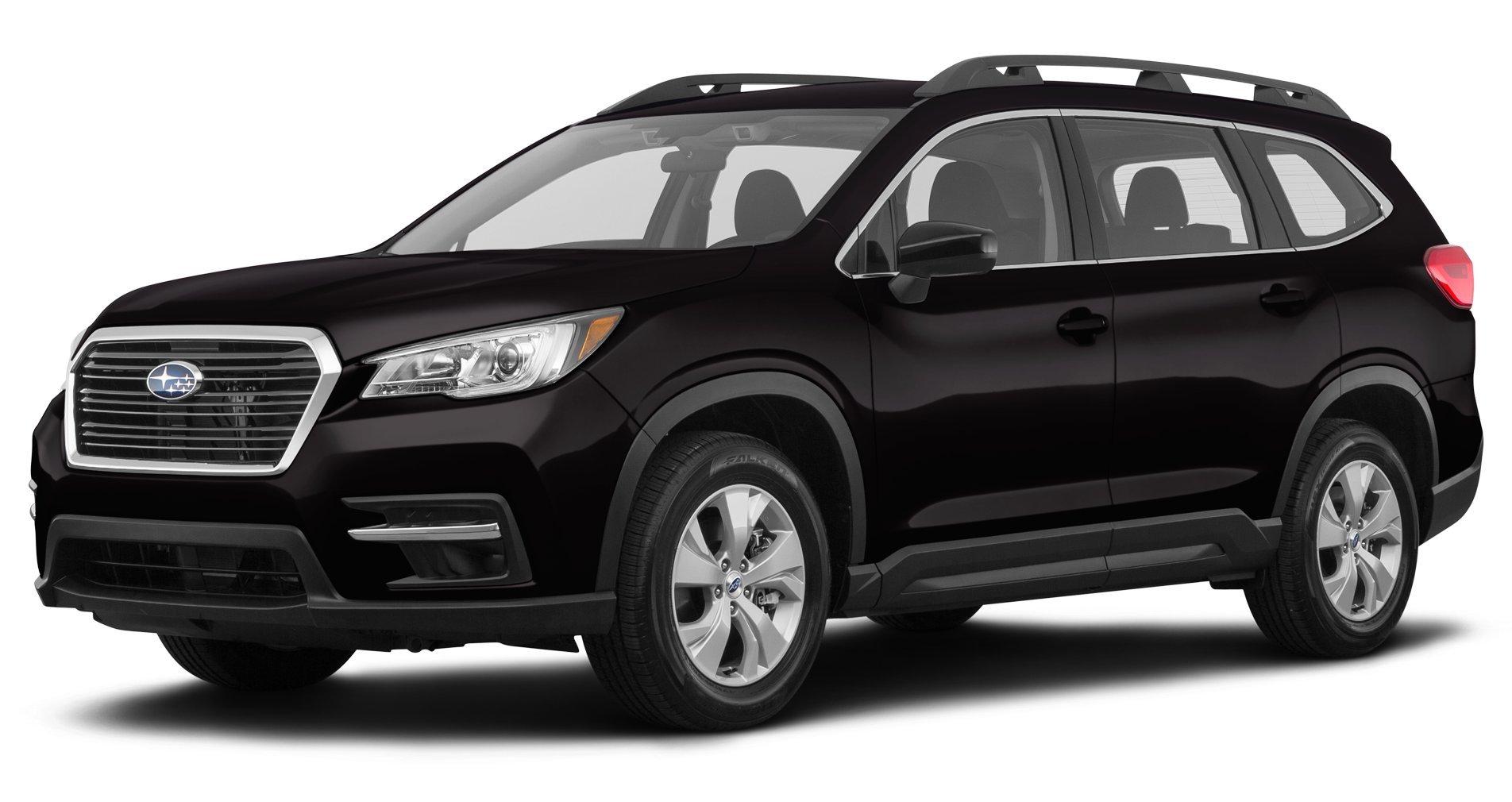 8 Passenger Vehicles >> 2019 Subaru Ascent