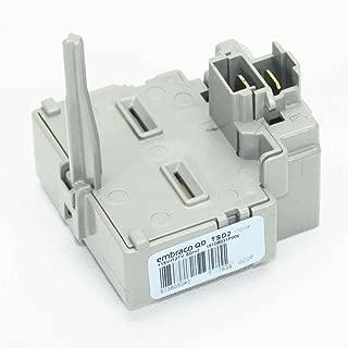 Ge WR08X21100 Refrigerator Compressor Overload and Start Relay Genuine Original Equipment Manufacturer (OEM) Part