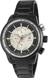 Gummy Shark Men's Quartz Day Date Month Stainless Steel Wrist Watch