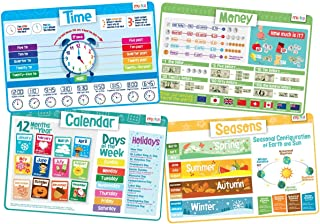kids learning placemats
