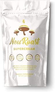NeuRoast Coffee Creamer - Keto Coffee Creamer with Lion's Mane and Chaga   Sugar-Free, Gluten-Free, GMO-Free   Vegan-Friendly, Paleo, and Keto
