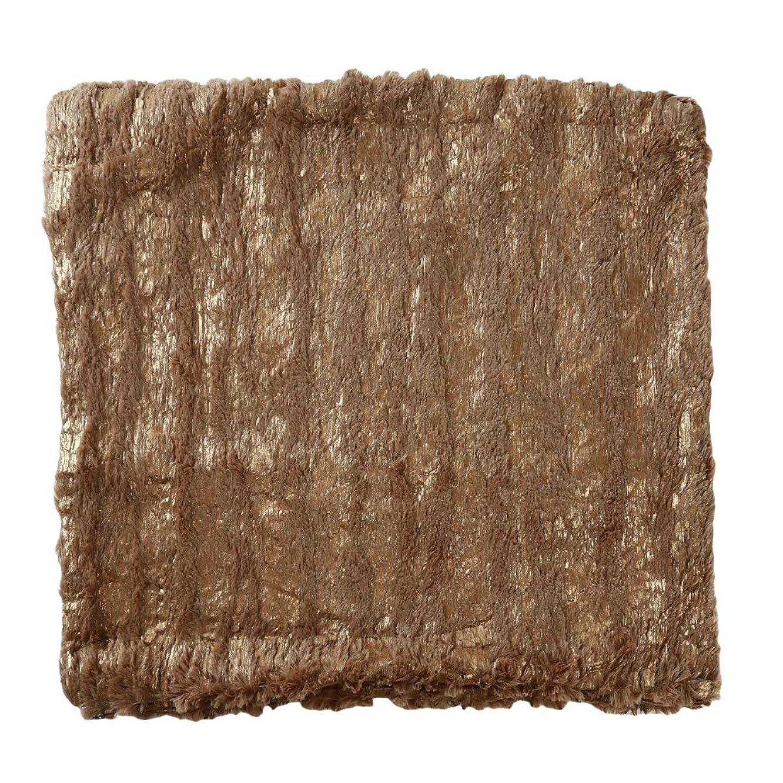放棄するゆるいNoonlity クッションカバー 枕カバー 装飾枕ケース 座布団カバー おしゃれ 雰囲気 ソファ背当て 部屋飾り ブラウン