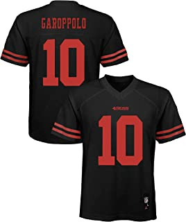Sponsored Ad - Jimmy Garoppolo San Francisco 49ers #10 Black Youth Alternate Mid Tier Jersey