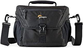 Lowepro Nova 180 AW II, Shoulder Bag for Pro-Depth DSLR Cameras Plus Additional Lenses, Black, (LP37123-PWW)