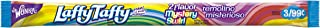 Wonka Laffy Taffy Rope, Mystery Swirl, 0.81-Ounce Packages (Pack of 96)