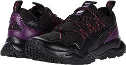 Puma Black/Plum Purple/Energy Rose