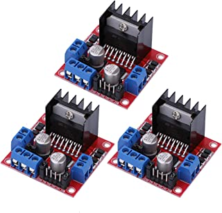 L298N Stepper Motor Driver Controller Board Dual H Bridge Module for Arduino Electric Projects Electric Projects