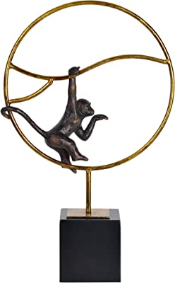 Ren-Wil Humprey Statue Small Golden