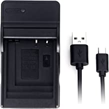 NP-70 USB Charger for Fujifilm FinePix F20, FinePix F20 Zoom, FinePix F40fd, FinePix F45fd, FinePix F47fd Camera Battery