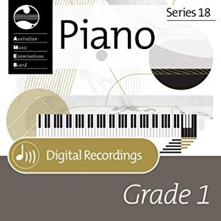 Ameb Piano Series 18 Grade 1