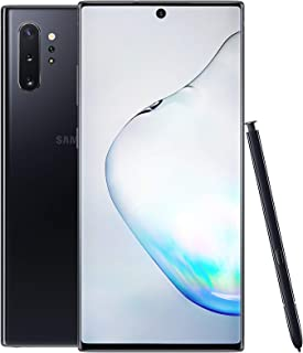 SAMSUNG Galaxy Note10+ Smartphone, Aura Black, 256GB