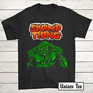 Swamp Thing - Nes - Title Screen 50 T-Shirt For Men Women 1