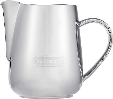 DeLonghi stainless steel milk jug 400 ml MJD400 by Unknown by DeLonghi