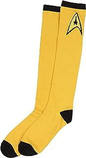 Star Trek Socks Uniform Costume Dress Adult