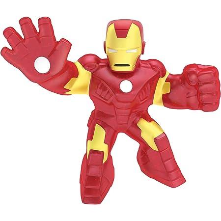 Heroes Of Goo Jit Zu Coffret sous Licence Officielle héros Marvel- Iron Man