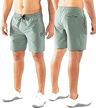 Virus Mens ST9 EVO Performance Shorts - Army Green