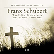 German Mass D 872 Psalms in Celebration of the Holy Sacrifice Mass No. 6 IN E-Flat Major D 950