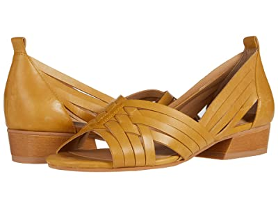 Lucky Brand Jarise (Golden/Yellow) Women