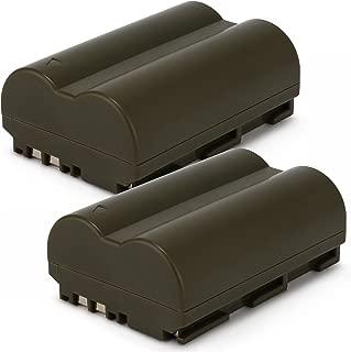 Original VHBW ® batería para Canon PowerShot g1 g2 g3 g5 g6 eos 5d bp-511