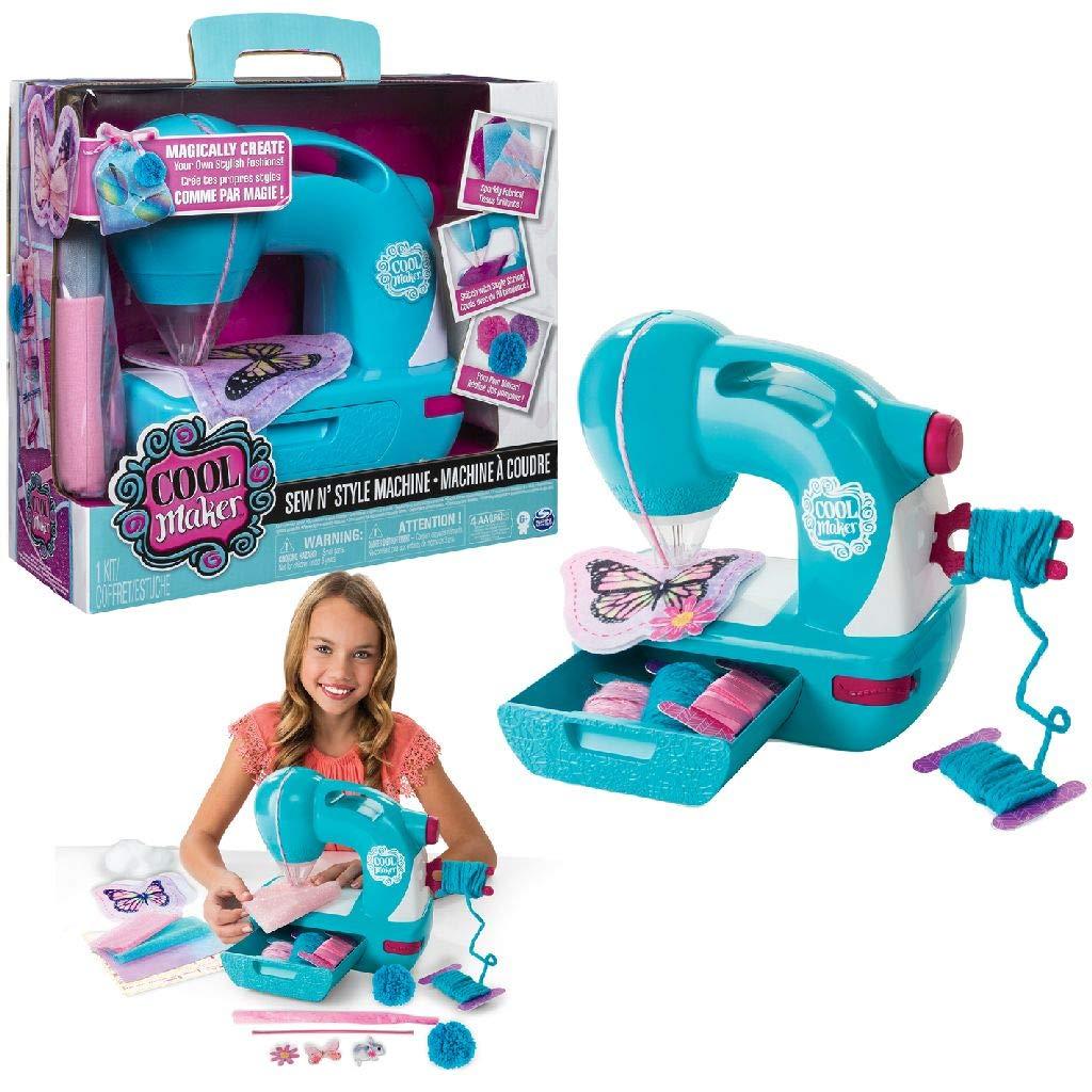 Cool MAKER Machine Vary Cool Maker Sew n Style máquina (estilos ...
