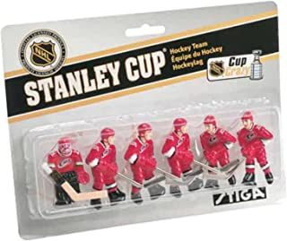 NHL Carolina Hurricanes Table Top Hockey Game Players Team Pack