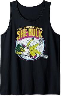 Marvel The Sensational She-Hulk Vintage Débardeur