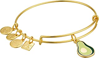 Alex and Ani Women's Avocado Bangle