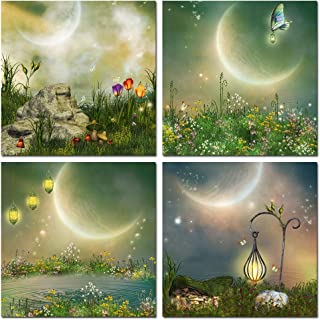 Best fairy forest painting Reviews