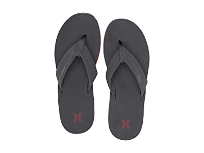 Hurley Lunar Sandal (Dark Grey) Men