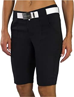 Jofit Apparel Women's Athletic Clothing Bermuda Short, Black