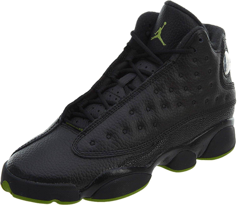 Nike Chaussures Basket Enfant Air Jordan 13 Retro BG : Amazon.fr ...